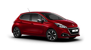 Peugeot Just Add Fuel - Peugeot 208 Tech Edition