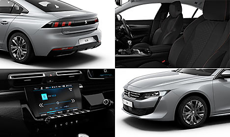 Peugeot All New 508 Active