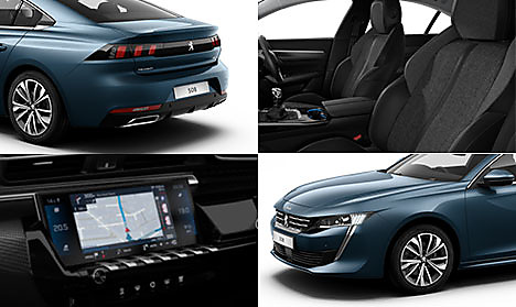Peugeot All New 508 Allure