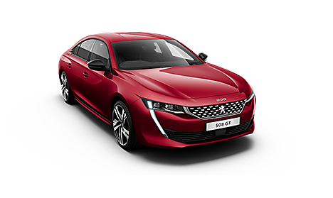 Peugeot All New 508 GT