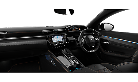 Peugeot All New 508 GT Line